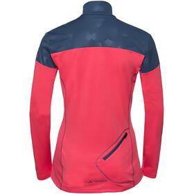 VAUDE All Year Moab - T-Shirt Femme - rose/bleu